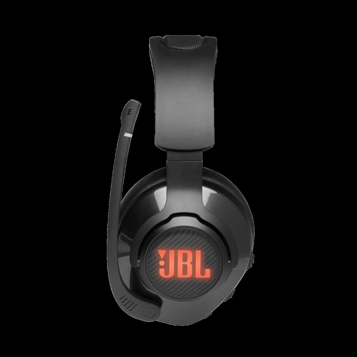 JBL Quantum 400 Product Image Side mic Up