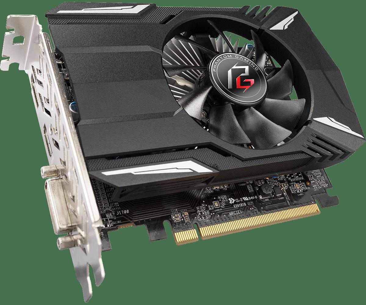 Phantom Gaming Radeon RX550 2GL3