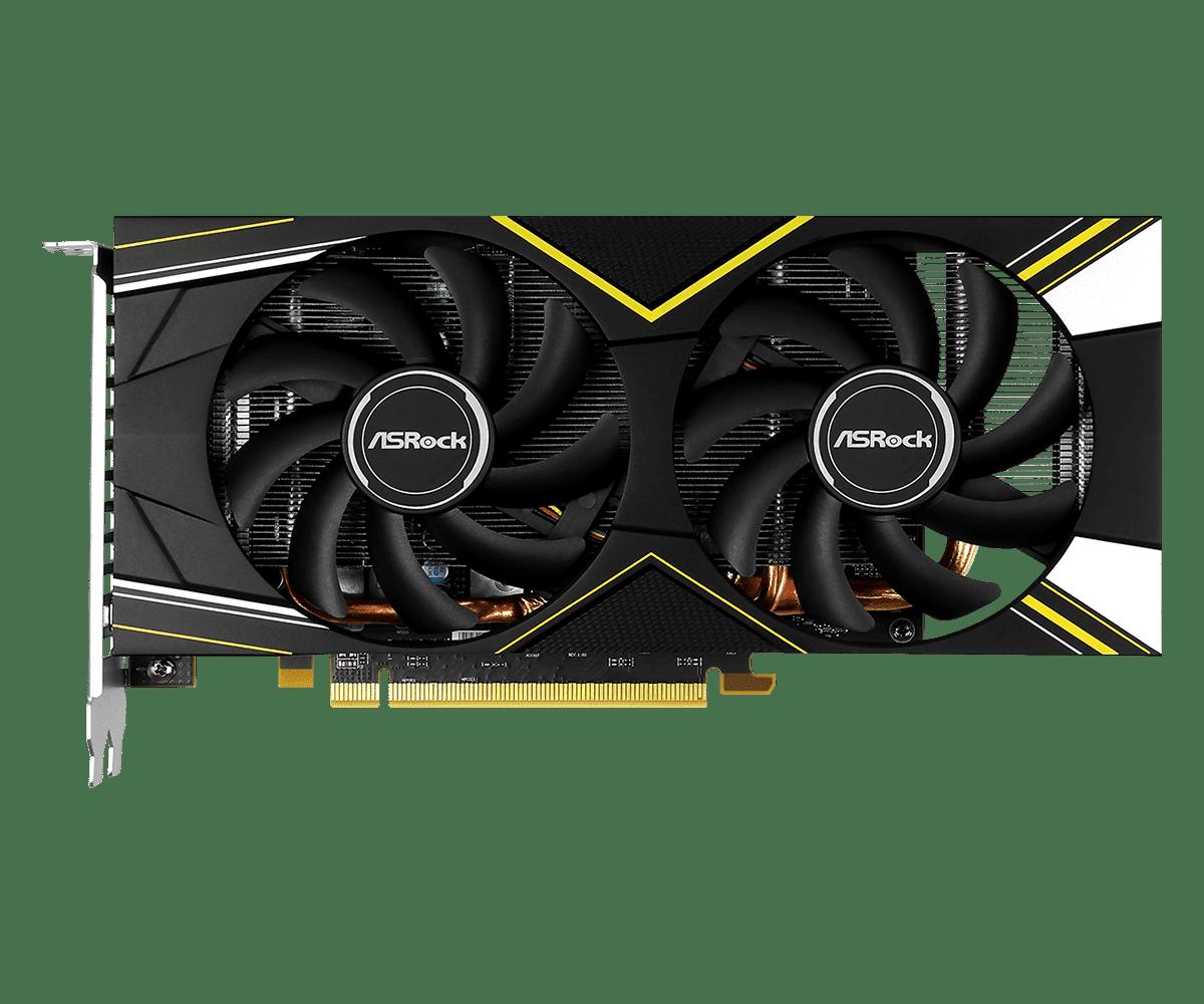 Radeon RX 5500 XT Challenger D 8G OCL2