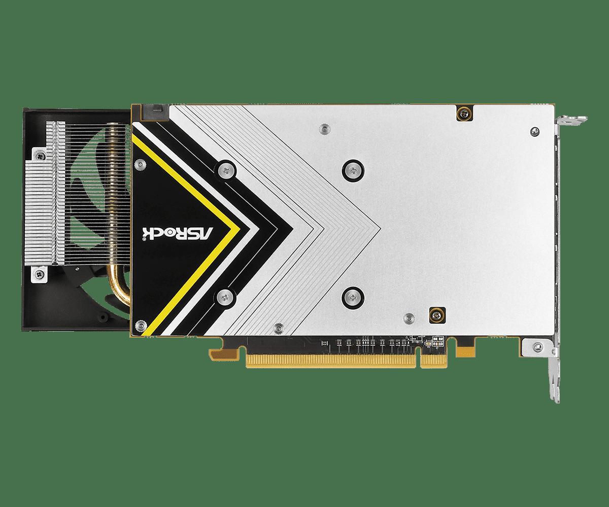 Radeon RX 5500 XT Challenger D 8G OCL6