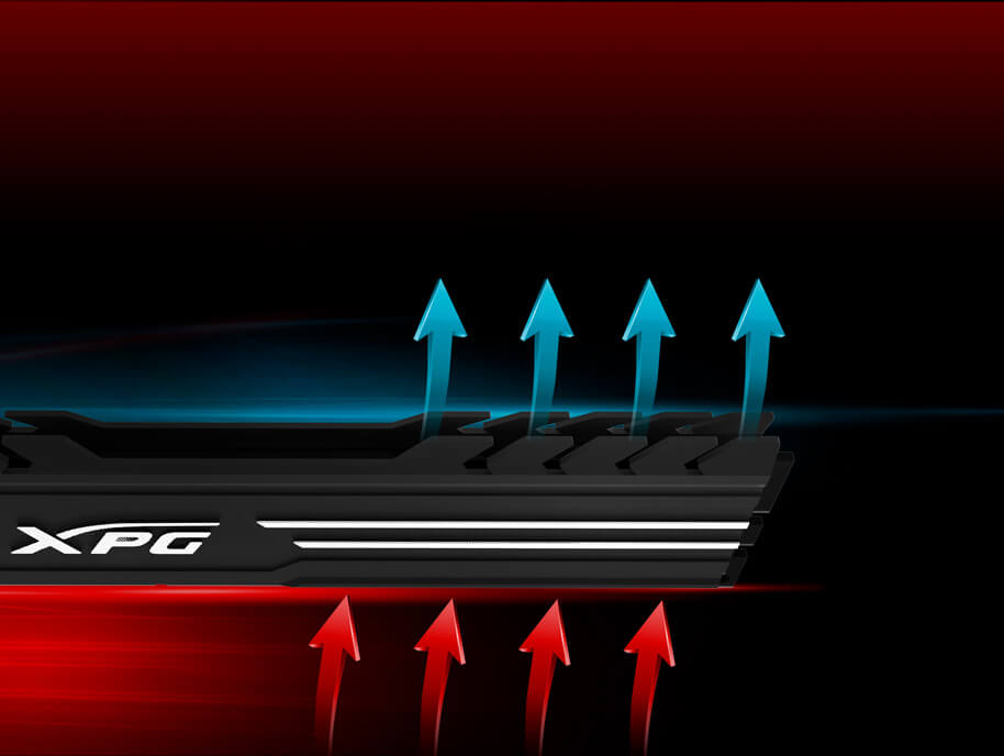 MEMORIA XPG GAMMIX D10 DDR4 A 3000MHZ 2