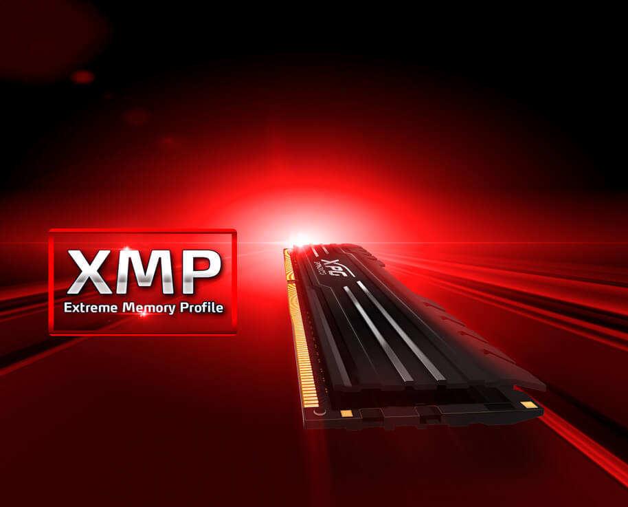 MEMORIA XPG GAMMIX D10 DDR4 A 3000MHZ 6