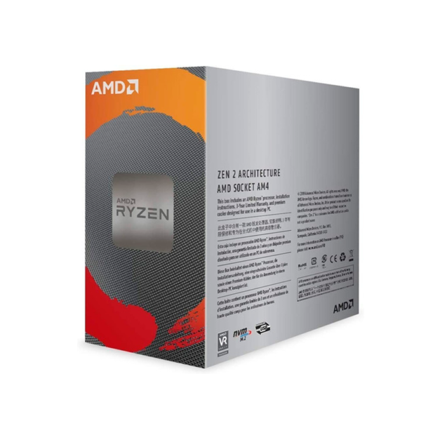 AMD RYZEN 5 3600 1